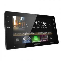 Kenwood DMX820WXS 8 inch Apple CarPlay Android Auto Receiver Toyota Vellfire Fortuner Innova Estima (No CD/DVD)
