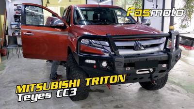 Mitsubishi Triton Teyes CC3