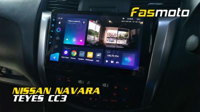 Nissan Navara NP300 TEYES CC3 Android Head Unit install | Stereo Removal