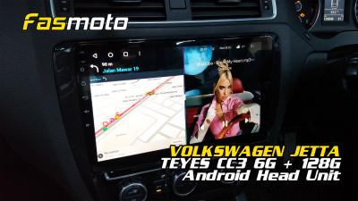 Volkswagen Jetta TEYES CC3 Android Head Unit Install