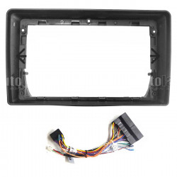 "10"" Android Player Dashboard Installation Kit for KIA SORENTO Low Spec 2013-2015 with Plug-and-Play Wire Harness"