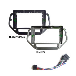 """9"""" Android Player Dashboard Installation Kit - Proton PERSONA 2016/IRIZ 2014 (Matt Black) with Plug-and-Play Wire Harness"""