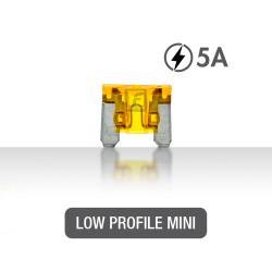 Automotive Blade-type Low-Profile MINI Fuse