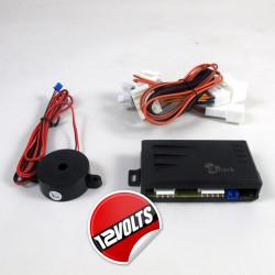 Plug N Play Auto Lock and Buzzer Perodua Axia SE/Advance Spec
