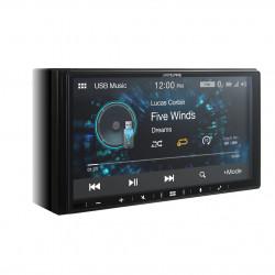 "Alpine ILX-W650E 7"" Digital Media Station Apple CarPlay Android Auto (No DVD)"