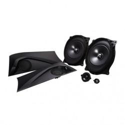 Alpine DL3-F180AV-S 3-Way Speakers for Toyota Alphard Vellfire