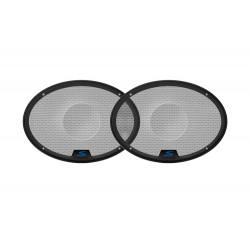 Alpine KTE-S69G 6 x 9 inch Grill for S-S69C and S-S69 Speakers (1 Pair)