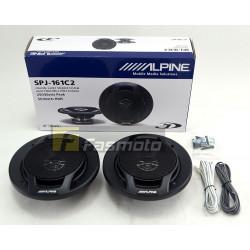 Alpine SPJ-161C2 Type-J 6 inch 2 Way Car Speakers 50W RMS