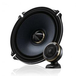"Alpine X-170S X-Premium 6.5"" Hi Res Audio 2-Way Component Speakers 45W RMS"