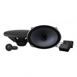 Alpine X-S69C X Series 6 x 9 inch 2-Way Component Speakers Set 120W RMS