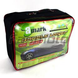 Amark Double Layer PEVA Car Cover