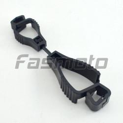 "Glove Guard Glove Clip 5.4"" Long Safety Breakaway Belt Loop Attachment"