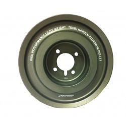 Arospeed Light Weight Hardened Crank Pulley for Proton 12 Valve