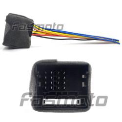 BMAL-1010F BMW Flat Pin Car Stereo Wiring OE Harness Adapter (Female)