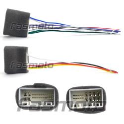 HYAL-1143F Hyundai Sonata, Tucson Car Stereo Wiring OE Harness Adapter (Female)