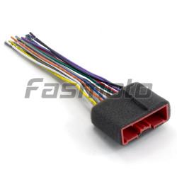 MAAL-858F Mazda Car Stereo Wiring OE Harness Adapter (Female)