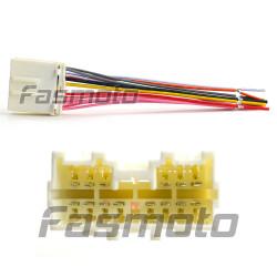MIAL-8422F Mitsubishi Pajero Car Stereo Wiring OE Harness Adapter (Female)