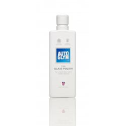 Autoglym CGP325 Car Glass Polish removes contaminants for smear free finish