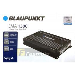 BLAUPUNKT EMA 1300 1 Channel Monoblock Class D Amplifier RMS 300W x 1 at 4 ohm