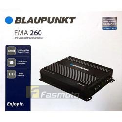 BLAUPUNKT EMA 260 2 / 1 Channel Class A/B Amplifier RMS 60W x 2 at 4 ohm