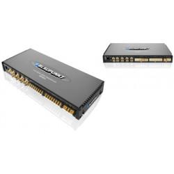 BLAUPUNKT MP 68A 32-Bit Optical-in 8 Channel DSP Class D Amplifier 75W x 8