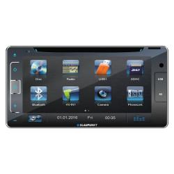 "BLAUPUNKT Chicago 600 6.75"" 200mm Wide GPS Navi Bluetooth DVD USB Aux Receiver"