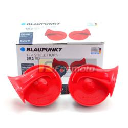 BLAUPUNKT S92 RD 12V Shell Type Twin Car Horn Harmonized Tone 410Hz & 510Hz