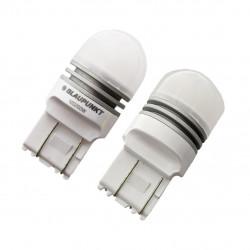 BLAUPUNKT 120260W T20 LED White 6000K 260Lm/35Lm 12V 2.52W/0.28W (1 pair)