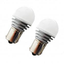 BLAUPUNKT 125118A S25 LED Amber 1800K 250Lm 12V 3.36W (1 pair)