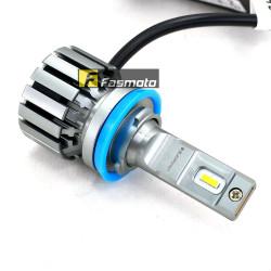 BLAUPUNKT 236660W H8, H11, H16 6000K Head Lamp LED (1 pair)