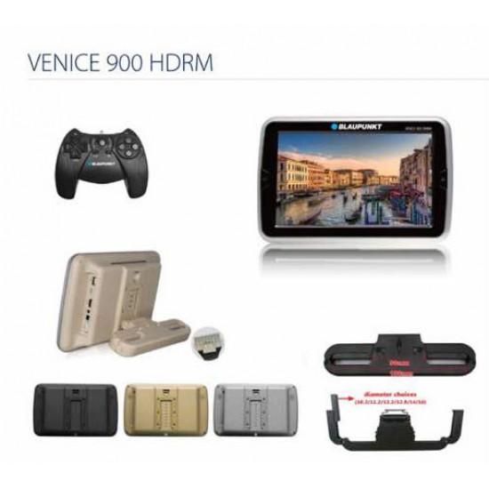 """Blaupunkt VENICE 900 10.1"""" 16:9 1024 x 600 Headrest Monitor Built-in DVD Player (1 Pc)"""