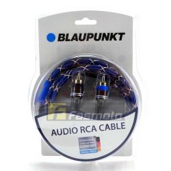 Blaupunkt RC2-05S 2 Channel RCA Audio Cable 0.5M (1.6 ft) Oxygen Full Copper