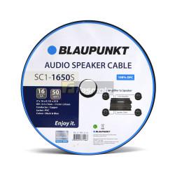 BLAUPUNKT SC1-1650S Audio Speaker Wires 16 Gauge Black and Blue (Sold per Meter)