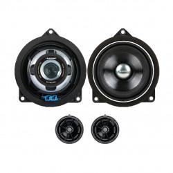 "BLAUPUNKT BM 1402 CM4 4"" 2-Way BMW Direct Fit Component Speakers 30W RMS"