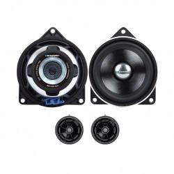 "BLAUPUNKT BM 1402 CU4 4"" 2-Way BMW Direct Fit Component Speakers 30W RMS"