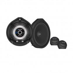 "BLAUPUNKT GTX 1662CHN 6.5"" Honda Plug N Play 2-Way Component Speakers"