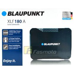 """BLAUPUNKT XLF180 A 8"""" Powered Active Subwoofer 3 Firing Position 400W Max Power"""