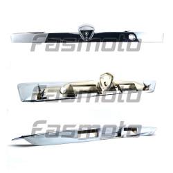 Proton Saga BLM Rear Trunk Garnish Chrome