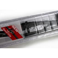 Bosch Eco Plus Wiper Blade - Advanced Tropical Rubber Formula with Graphite