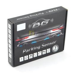 ED-0693-4-EYE Universal 4-Sensor Parking Assist, Reversing Sensor (Audio Only)