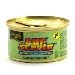 California Scents Hawaiian Gardens Car Air Freshener