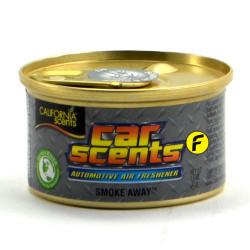 California Scents Smoke Away Car Air Freshener