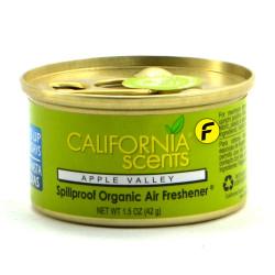 California Scents Apple Valley Car Air Freshener