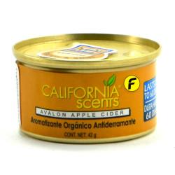 California Scents Avalon Apple Cider Car Air Freshener