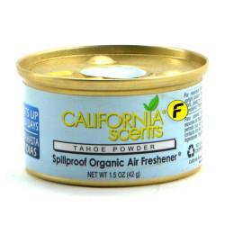 California Scents Tahoe Powder Car Air Freshener