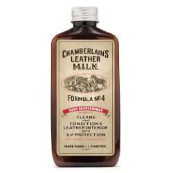 Chamberlain's Leather Milk Auto Refreshener No. 4 - Premium Auto Leather Conditioner (177ml)