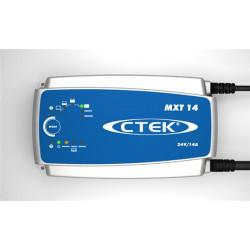 CTEK MXT 14 - 14A max 24V Battery Charger (UK 220 – 240V) 56-768