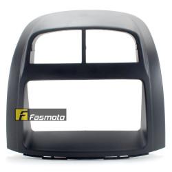 Perodua Myvi / Toyota Passo Double DIN / 200mm BLACK Car Stereo Installation Dash Kit