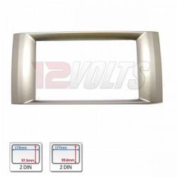 Isuzu DMAX Yr '11-'12 Dashboard Kit, Car Audio Player Installation Casing (Double Din)