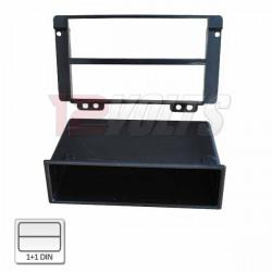 Land Rover FREELANDER Yr '98-'08 Dashboard Kit, Car Audio Player Installation Casing